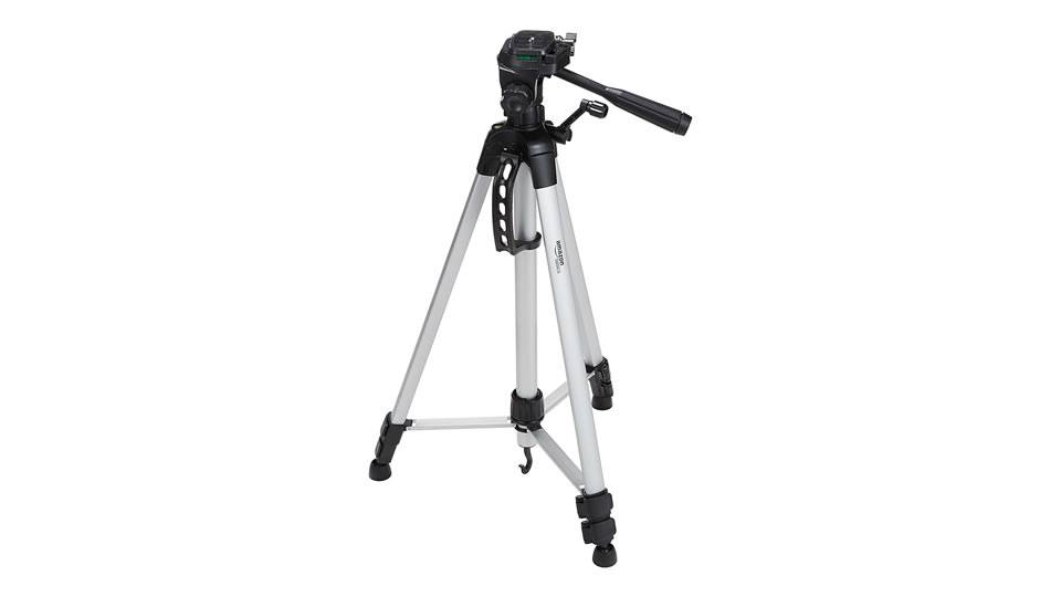 AmazonBasics 60-Inch Lightweight Tripod Christmas Gift for Photographers