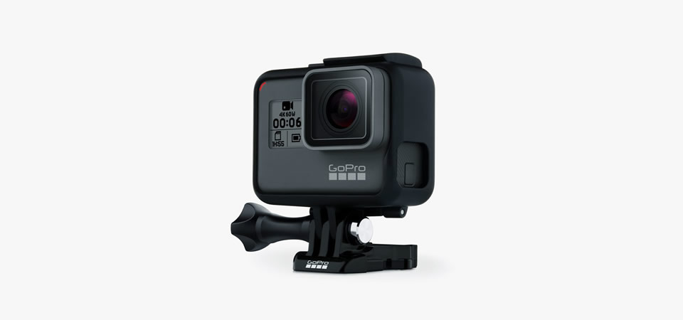 GoPro HERO6 Black Christmas Gift for Photographers