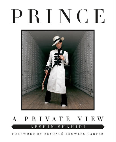 Prince:A Private View Christmas Gift for Photographers