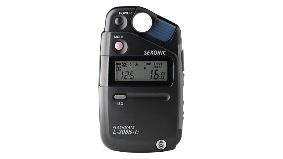 Sekonic L-308S Flashmate Christmas Gift for Photographers